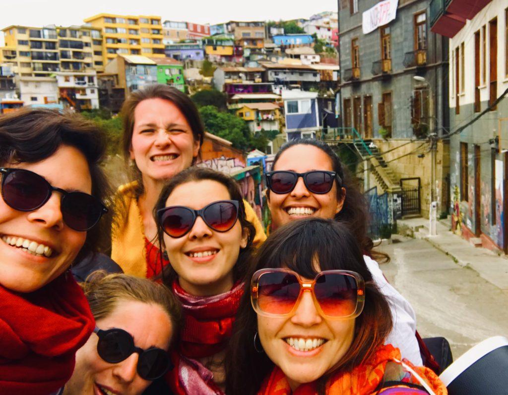 Tournée Chile – Argentina
